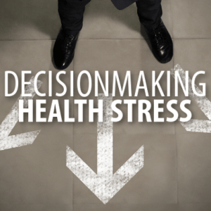 Dr Oz: Perfectionist Decisionmaking Stress & Health Consequences