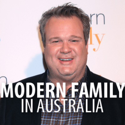 Kelly & Michael: Modern Family in Australia + Eric Stonestreet Prison?