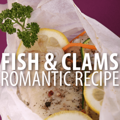 The Chew Cooking Class: Michael Symon Fish En Papillote Recipe