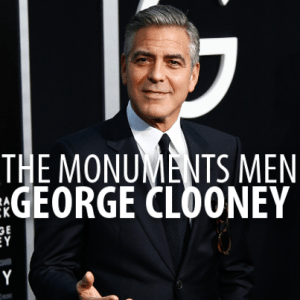 George Clooney Vs Tina Fey, Gravity + The Monuments Men True Story