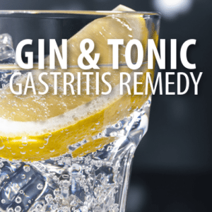 Dr Oz: Gin & Tonic Gastritis Remedy + Cranberry Green Tea Review