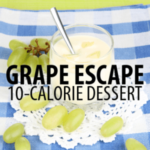 Dr Oz: 10-Calorie Grape Escape Recipe & Foods To Buy Non-Organic