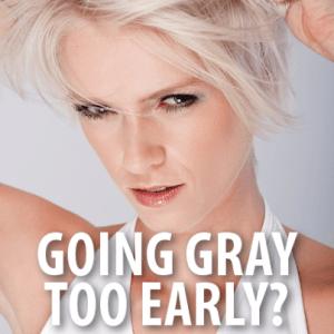 Dr Oz: Vitiligo White Hair, Brittle Hair Thyroid & B12 Deficiency