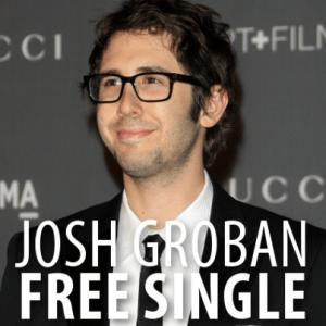 "Josh Groban ""Remember When It Rained"" Free & Mario Batali Project"