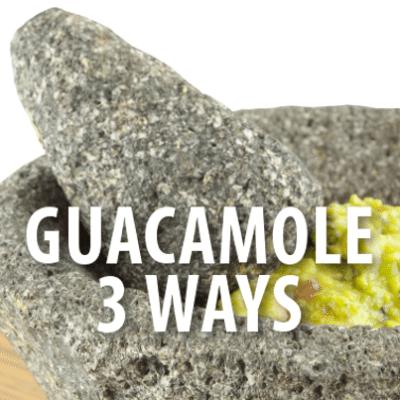 Pineapple & Jicama Guacamole Recipe   Pea, Pistachio + Radish Guac