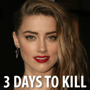 Kelly + Michael: Amber Heard 3 Days to Kill Review with Kevin Costner