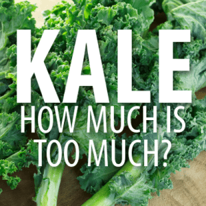Dr Oz: Too Much Kale? Kale Kidney Stones & Goitrin Vs Iodine
