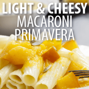 Rachael Ray: Macaroni and Cheese Primavera Recipe with Katie Holmes