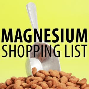 Dr Oz: Magnesium Must-Have Grocery List + Low Magnesium Symptoms