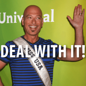 Kelly and Michael: Howie Mandel Deal With It, Running & Bikini