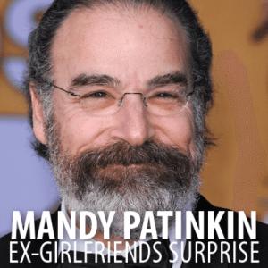 Kelly & Michael: Mandy Patinkin's Two Ex-Girlfriend Surprises