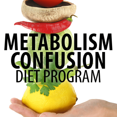Dr Oz: Metabolism Confusion Diet Plan To Release Fat ...
