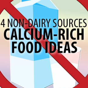 Dr Oz: Low Calcium Side Effects & Non-Dairy Figs + Sesame Seeds