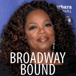 Oprah Winfrey On Broadway, Google Glass for Police + Red Dress Day