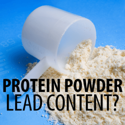Dr Oz: Consumer Lab Protein Powder Reviews & Lead Contamination?