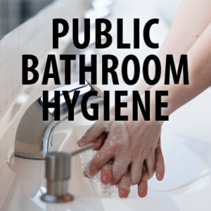 Dr Oz: Cleanest Toilet Stall, Public Sink Bacteria + Health Superbugs