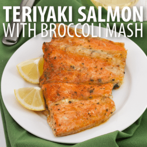 The Chew: Honey Sesame Teriyaki Baked Salmon Recipe + Broccoli Mash