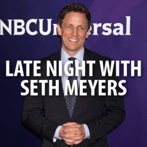 Late Night with Seth Meyers, Del Frisco's Review + Lotto Scratch Offs