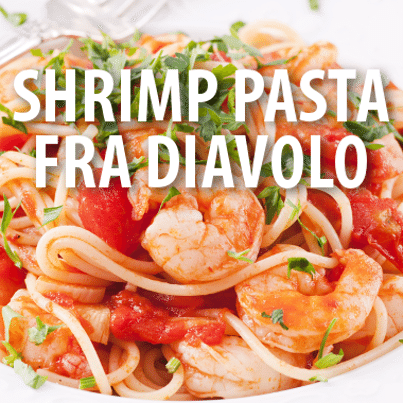 ... pasta meal to enjoy on a date night at home check out this shrimp fra