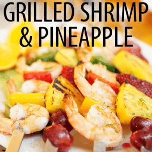 The Chew: Grilled Shrimp and Pineapple Recipe with Donald Faison