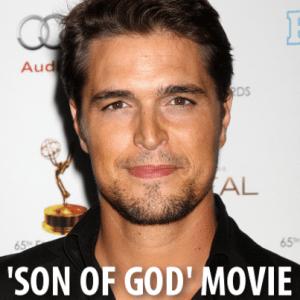 Kelly & Michael: Diogo Morgado Son of God & New York City Life