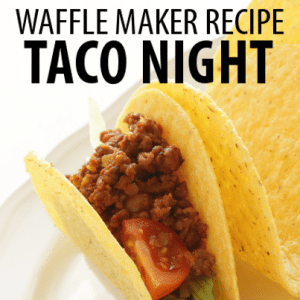 Rachael Ray: Huevos Rancheros Taco Waffle Recipe for Brunch or Dinner