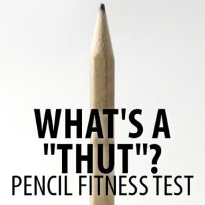 Dr Oz: Noah Douglas Neiman Pencil Thut Test & Combo Squat Exercise