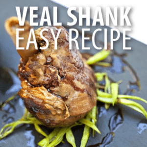 The Chew: Michael Symon Braised Veal Shank with Gremolata Recipe