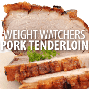 Weight Watchers Chef Ryan Hutmacher: Herbed Pork Tenderloin Recipe