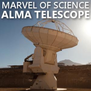 60 Minutes: Atacama ALMA Telescope, Femtoseconds & Life in Space?