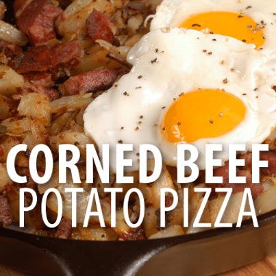 view recipe reuben potato skins reuben potato skins corned beef ...