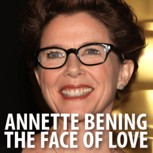 Kelly & Michael: Annette Bening The Face of Love Review + Chuck Close