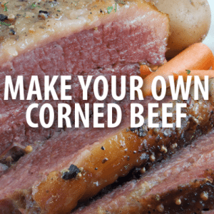 Rachael Ray: Corned Beef Recipe with Homemade Pickling Spice Blend