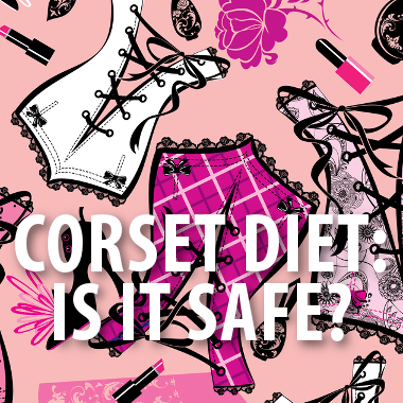 Dr Oz: Should You Wear a Corset To Lose Weight? Corset ...