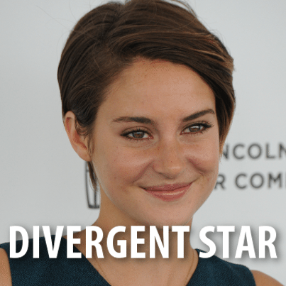 Kelly Michael Shailene Woodley Puffy Hair Divergent Review