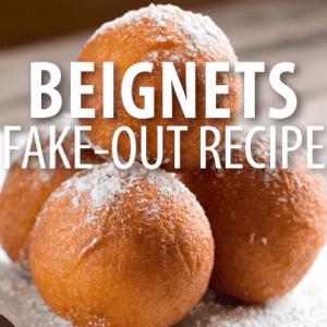 Rachael Ray: Orange-Sugar Fried Beignets Recipe + Growing Up Fisher