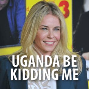 Kelly & Michael: Chelsea Handler Uganda Be Kidding Me Review + Safari