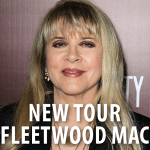 Fleetwood Mac will sit down with CBS Sunday Morning on September 28, 2014, to talk about their first tour together in 17 years.  (s_bukley / Shutterstock.com)