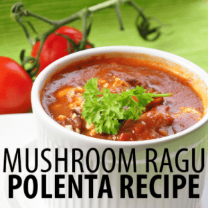 The Chew: Polenta Mushroom Ragu Towers Recipe & Jennie Garth Memoir