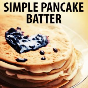 The Chew: Michael Symon Souffle Pancakes Recipe & Vanilla Bean Uses