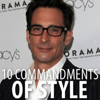 Kelly & Michael: Lawrence Zarian 10 Commandments + Favorite Makeover