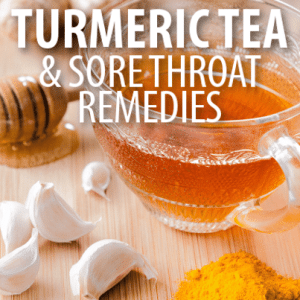 Dr Oz: Turmeric Sore Throat Tea Recipe, Sage Salt Water & Hot Sauce
