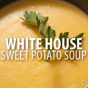 Rachael Ray: Sweet Potato Soup Recipe + Let's Move 4th Anniversary