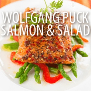 The Chew: Tandoori Salmon Salad Recipe—Wolfgang Puck Makes It Healthy