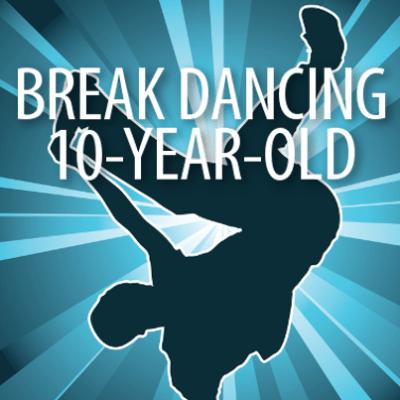 Ellen: 10-Year-Old Break Dancer Mace Maya & Special Student Gets Gift