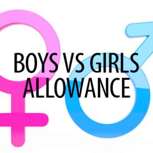 Today: Allowance Gender Gap & Coffee Personality + Old Underwear