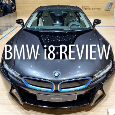 Kelly & Michael Green Cars: BMW I8 Review, Toyota iRoad + Chevy Diesel