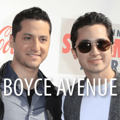 """GMA: Boyce Avenue No Limits EP, Brothers & """"I'll Be The One"""" Review"""
