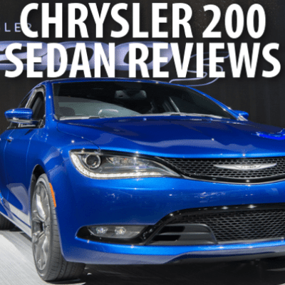 2014 Sedans: Acura TLX, Hyundai Sonata & Chrysler 200 Review