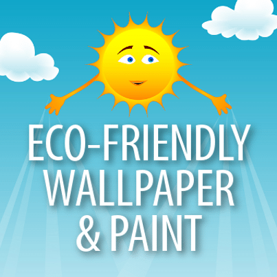 Hgtv property brothers voc free paint nest thermostat for Eco friendly paint